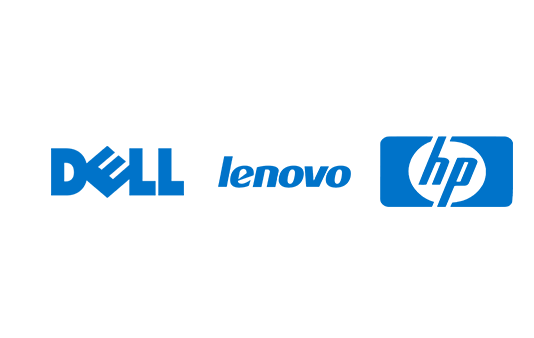 Dell Lenovo HP